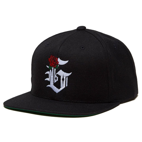 G-Rose Hat - Black
