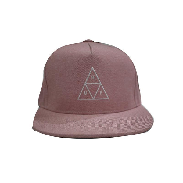 Triple Triangle Snapback - Nautical Red