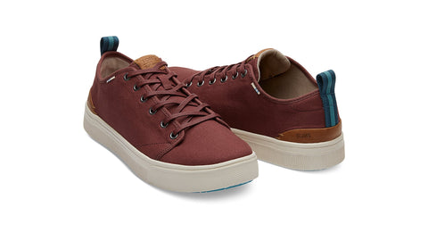 TRVL Lite Low Sneakers Men's - Muscat Canvas