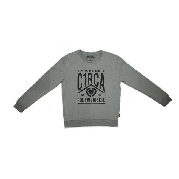 C1rca Premium Sweatshirt - Heather Grey