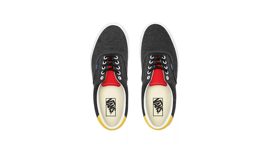 Era 59 Men's (Vans Coastal) - Black/True white