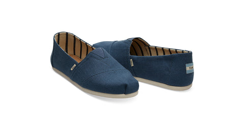 Venice Collection Alpargata Men's - Mallard Blue