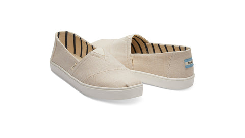 Cupsole Alpargata Men's - Natural