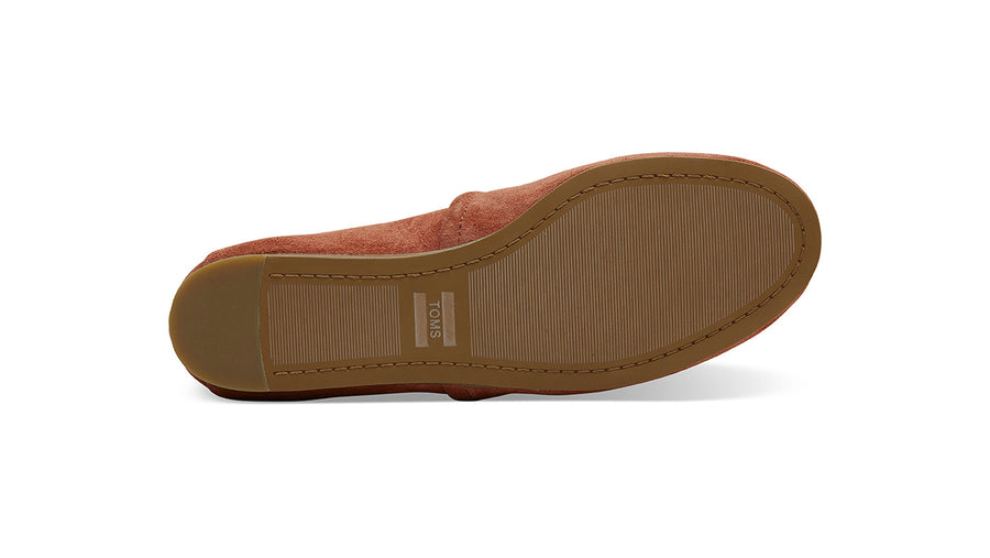 Kelli Flats - Spice Suede