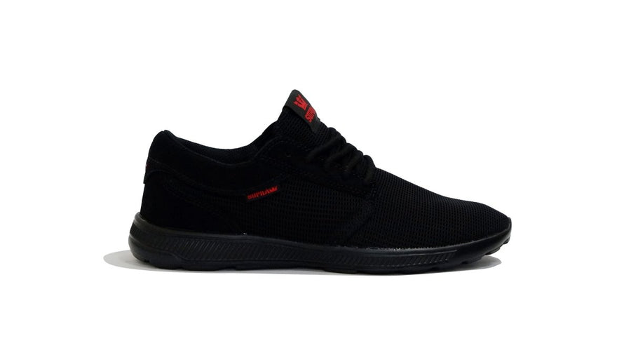 Hammer Run - Black/Risk Red-Black