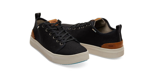 TRVL Lite Low Sneakers Men's - Black Heritage