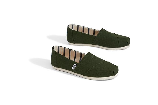 Venice Collection Alpargata Men's - Pine