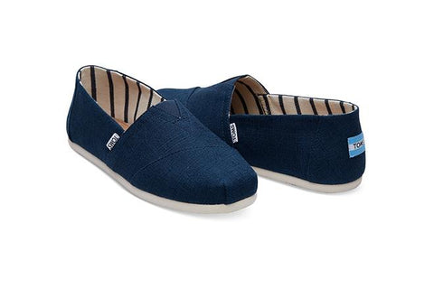 Venice Collection Alpargata Men's - Majolica Blue