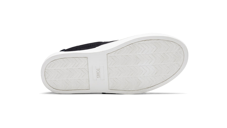 Aliso Slip-Ons Youth - Black Heritage