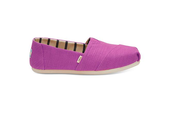 Venice Collection Alpargata Women's - Red Plum Heritage