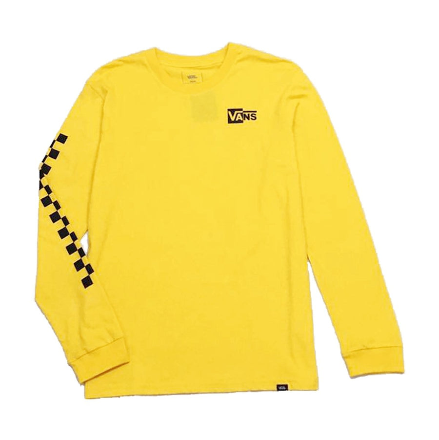 Half Checked Longsleeves - Vans Gold