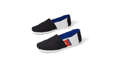 Alpargata 3.0 Men's - Black White Color Blocked