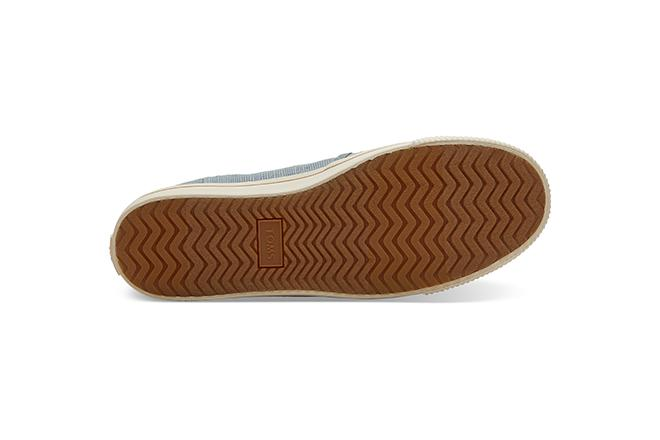 Clemente Slip-Ons - Pebble Grey