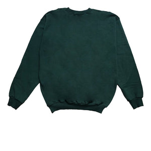 Sole Slam Crew Neck - Olive Green