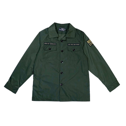Illest M65 Jacket - Military Green
