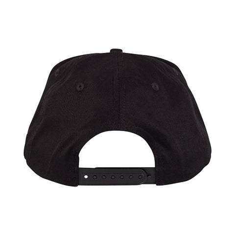 Valiant Snapback - Black