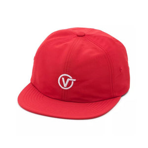 Circle V Jockey - Racing Red