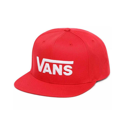Drop V II Snapback - Racing Red