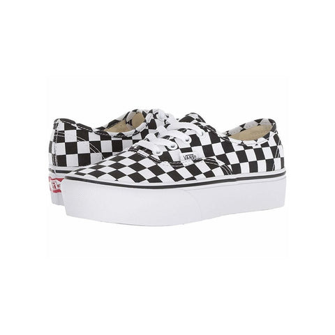 Authentic Platform 2.0 - Checkerboard/True White