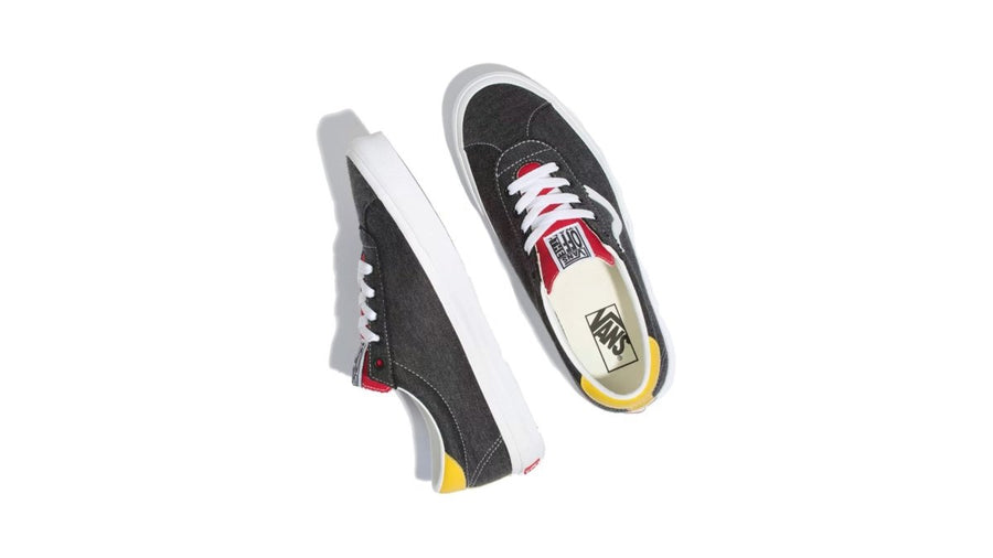 Vans Sport - (Vans Coastal) Black/True White