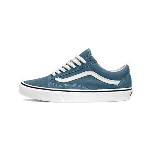 Old Skool - Blue Mirage/True White
