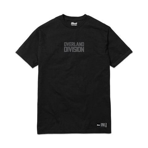 Only The Strong Survive Tee - Black