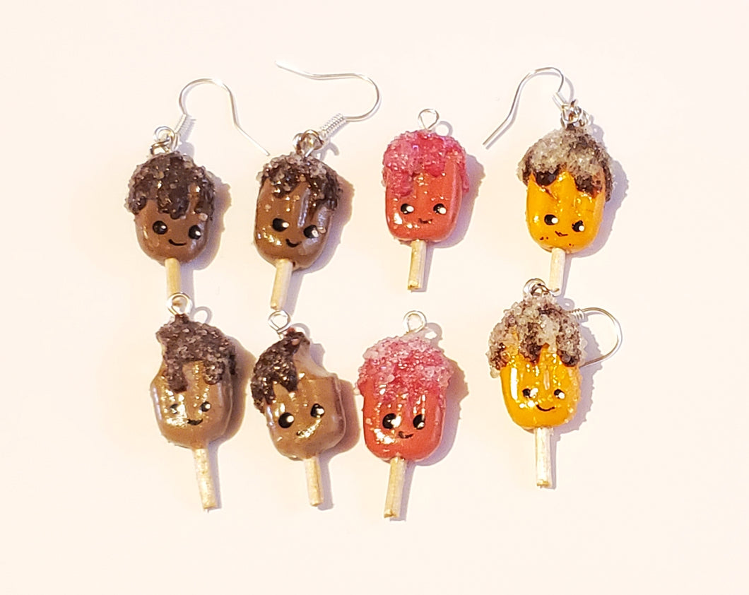 Paleta de Nieves Earrings