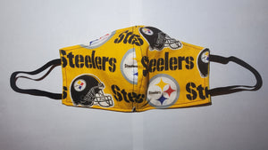 Steelers Sports team face mask