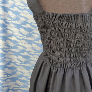 3x hand embroided dress