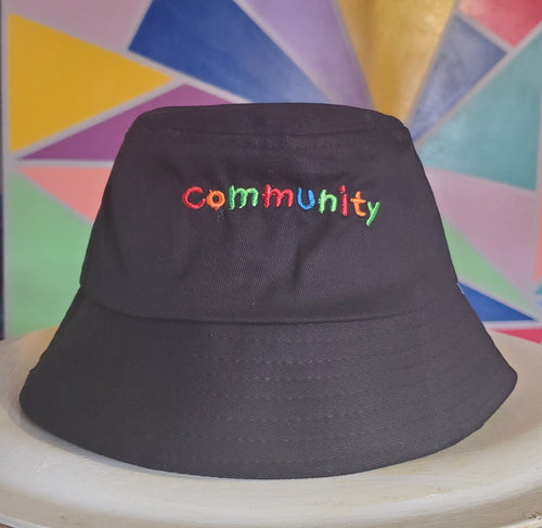 Community Bucket Hat
