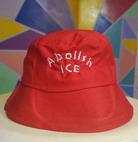 Abolish ICE Bucket Hat