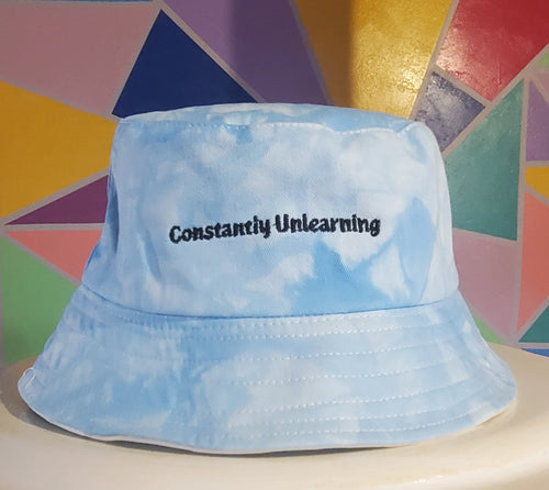 Constantly Unlearning Bucket Hat
