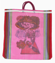Load image into Gallery viewer, La Catrina Mercado Bag