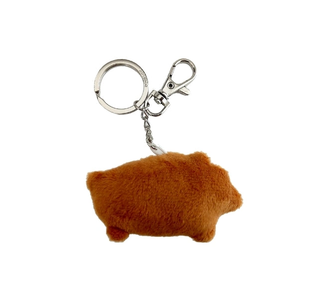 Puerquito Pan Dulce Key Chain