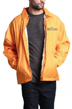 Load image into Gallery viewer, Yellow Resilient Windbreaker - Front & Back design