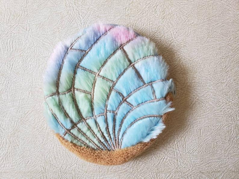 Pan Dulce Rainbow Pouch Coin Purse