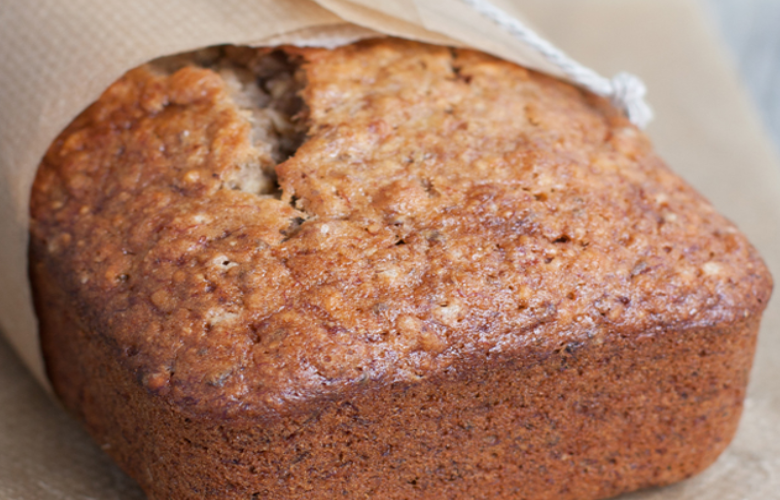 Healthy Banana Bread - Healthy Essentials Australia - health food store - health food stores - health food store near me - organic food store - health food store near me