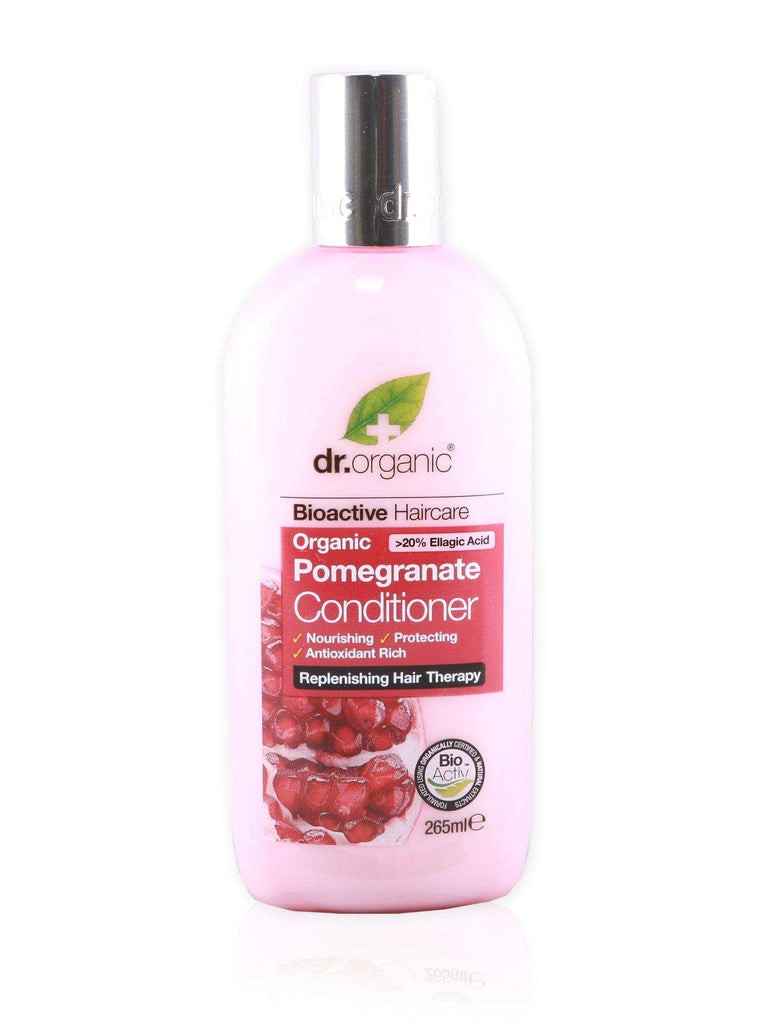 Dr Organic Conditioner Pomegranate 265ml - Healthy Essentials Australia - health food store - health food stores - health food store near me - organic food store - health food store near me