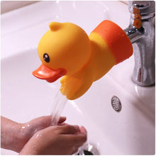 Load image into Gallery viewer, Cartoon Faucet Extender for Kid Children Wash hands Water saving Kitchen Bathroom Faucet Extender Cute Decoration Dropshipping