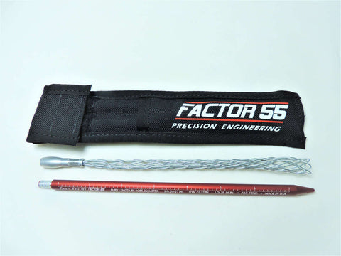 Fast Fid Rope Splicing Tool Red Factor 55