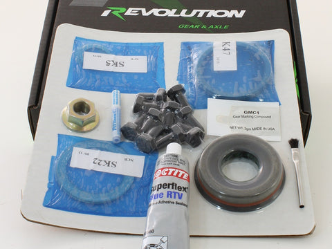Dana 60 Minimum Install Kit Revolution Gear