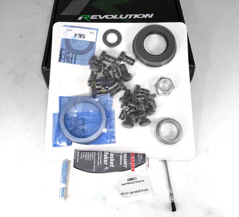 Dana 44 Reverse JK Minimum Install Kit Revolution Gear