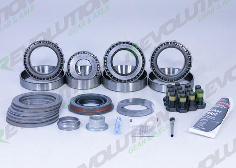 Ford 9.75 Inch Master Rebuild Kit 2011 and Up Models (With OE Gear) Revolution Gear