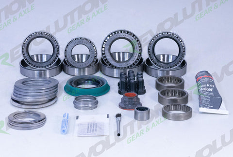 Ford 9.75 Inch Master Overhaul Kit 2011 and Up; For use with 2010 and Down Ring and Pinion Revolution Gear and Axle