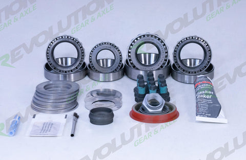 GM 7.625 Inch 2000 and Newer Master Overhaul Kit Revolution Gear and Axle