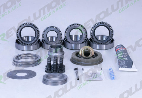D30 Jeep TJ and 1995 and Up Grand Pinion Bearing and Seal Kit (No Carrier Bearings) Revolution Gear