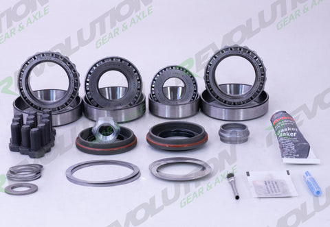 D60 Pinion Bearing and Seal Kit Revolution Gear