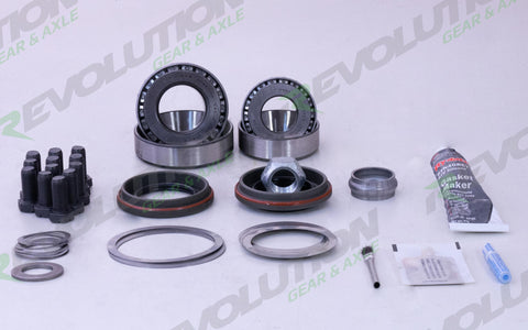 Toyota 10.5 Inch Mini Install Kit 2007+ Tundra Rear w/ 5.7L Engine Revolution Gear and Axle