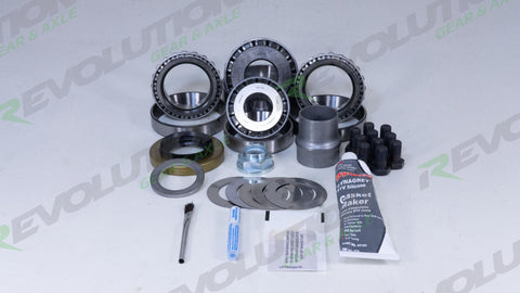 Toy 8.4 Inch Master Rebuild Kit Revolution Gear