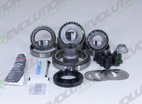 Toyota 8.2 Inch W/factory Locker Master Overhaul Kit Revolution Gear